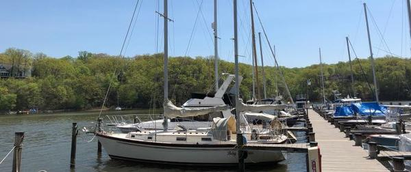 Used Pearson 36 Ketch Sailboat For Sale