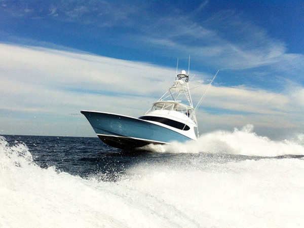 New Hatteras GT70 Sports Fishing Boat For Sale