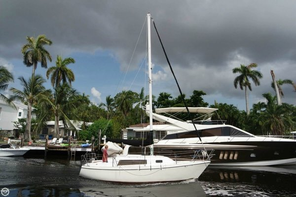 Used Sunyacht Sun 27 Sloop Sailboat For Sale
