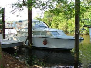 Used Coronet Oceanfarer Flybridge Boat For Sale