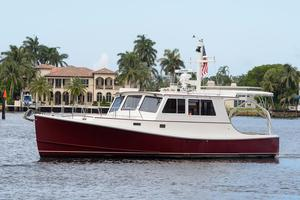 Used Holland Downeast 38 Commercial Boat For Sale
