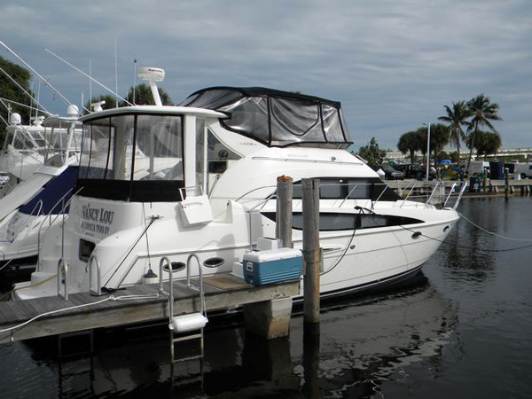 Used Meridian 408 Aft Cabin Motor Yacht For Sale