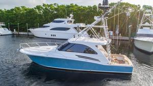 Used Hatteras Sport Fisherman Sports Fishing Boat For Sale