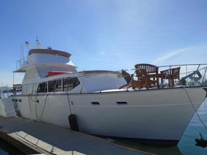 Used Chris-Craft Constellation Motor Yacht For Sale