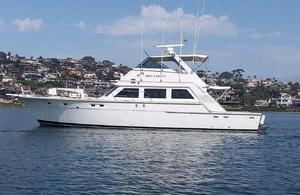 Used Bertram Sports Fishing Boat For Sale