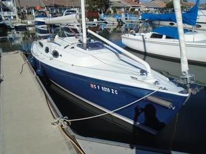 Used Schock Harbor Sloop Sailboat For Sale