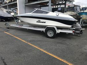 Used Mirage 182 Br/su High Performance Boat For Sale