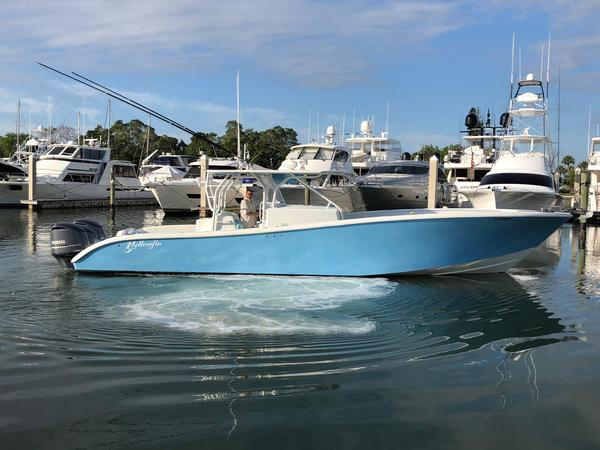 Used Yellowfin 42 Center Console Fishing Boat For Sale