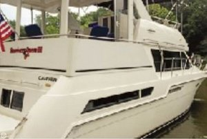 Used Carver 405 MY Aft Cabin Boat For Sale