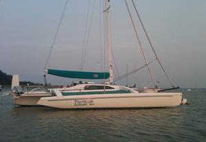 Used Corsair 28R #23 Trimaran Sailboat For Sale