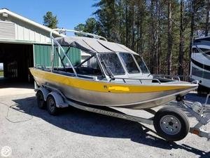 Used North River Trapper 19 Jet Boat For Sale