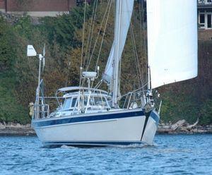 Used Hallberg-Rassy 46 Cruiser Sailboat For Sale