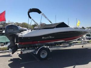 Used Nauticstar 203dc Sport Deck Bowrider Boat For Sale
