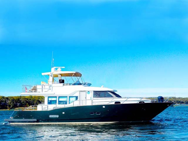 Used Sea Star 65 Custom House Boat For Sale