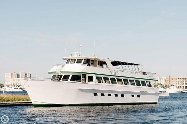 Used Lydia Yachts 100 Passenger Boat For Sale