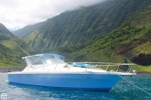 Used Mediterranean 38 Express Cruiser Boat For Sale