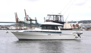 Used Mediterranean Sportfisher Convertible Fishing Boat For Sale