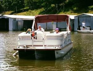 Used Playcraft Denali 2400 Sport Pontoon Boat For Sale