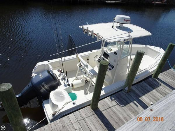 Used Sailfish 218 CC Center Console Fishing Boat For Sale