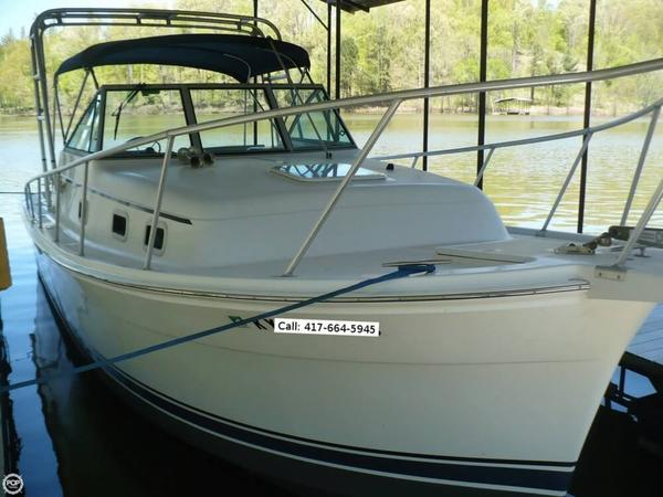 Used Mainship 30 Pilot Downeast Fishing Boat For Sale