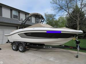 Used Sea Ray SPX 19 Ski and Wakeboard Boat For Sale