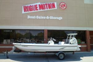 Used Action Craft 1802 TE Saltwater Fishing Boat For Sale