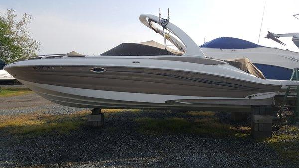 Used Azure Az298 Bowrider Boat For Sale