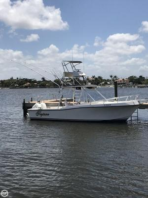 Used Mako 285 Walkaround Fishing Boat For Sale