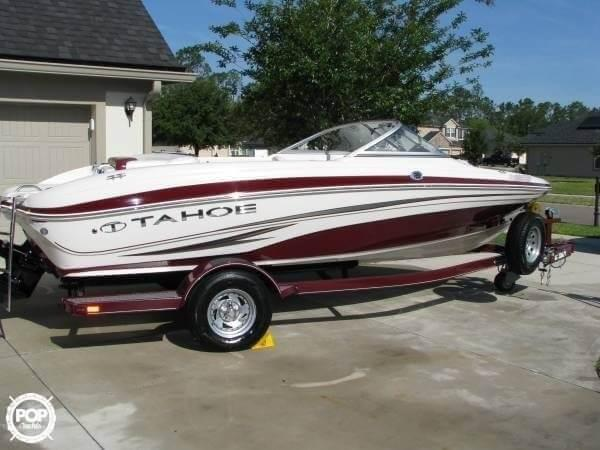 Used Tahoe Q5i Bowrider Boat For Sale