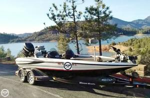 Used Triton TR-21X HP Bass Boat For Sale