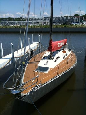 Used Baltic 37 Racer and Cruiser Sailboat For Sale