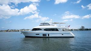 Used Ocean Alexander Flybridge Boat For Sale