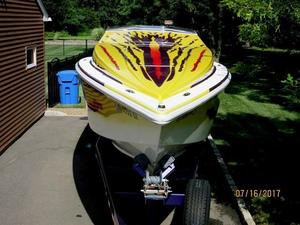 Used Sonic 386 High Performance Boat For Sale