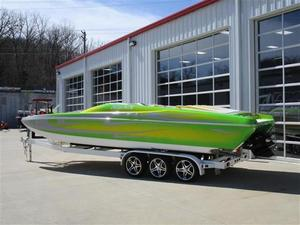 Used Magic 28 Scepter High Performance Boat For Sale
