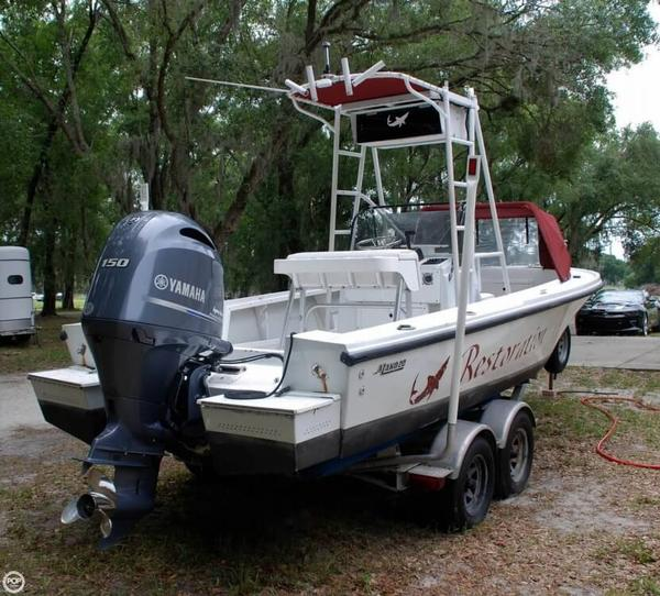 Used Mako 20 Center Console Center Console Fishing Boat For Sale