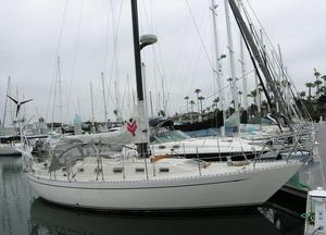 Used Valiant Esprit 37 Cruiser Sailboat For Sale