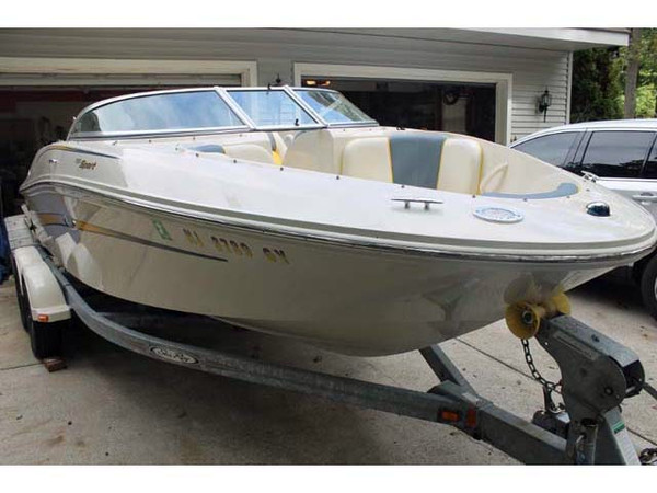 Used Sea Ray Sport Bowrider Boat For Sale