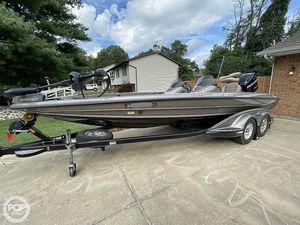 Used Triton 21X3 Pro Elite Bass Boat For Sale