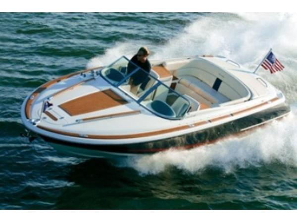 Used Chris-Craft 25 Corsair Express Cruiser Boat For Sale