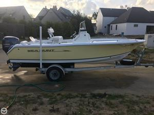 Used Sea Hunt 188 Triton Center Console Fishing Boat For Sale