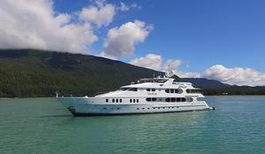 Used Christensen Custom Motor Yacht For Sale