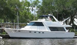 Used Bayliner 4788 Pilot House Motoryacht Pilothouse Boat For Sale