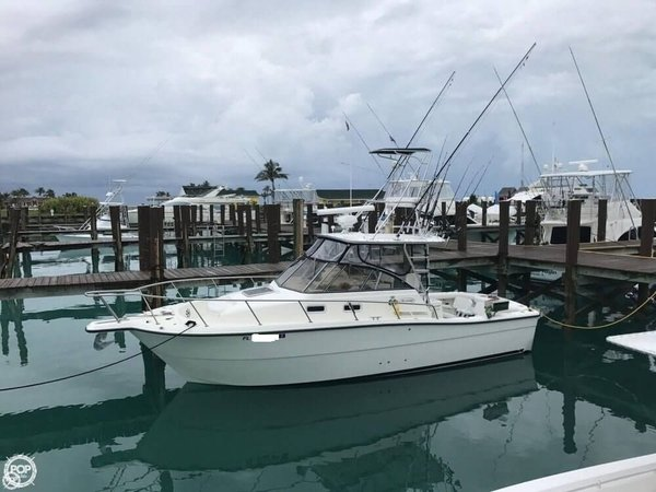 Used Rampage 30 Sports Fishing Boat For Sale