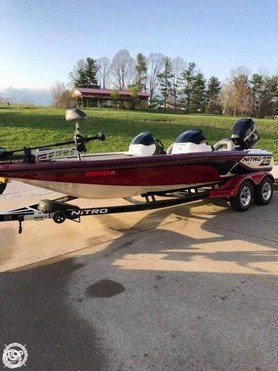 Used Nitro Z9 Bass Boat For Sale