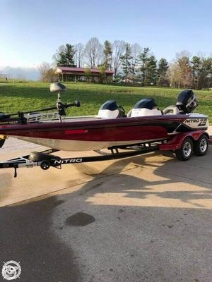 Used Nitro Z9 Bass Boat For Sale