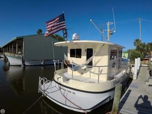 Used Mirage Great Harbour N 37 Trawler Boat For Sale