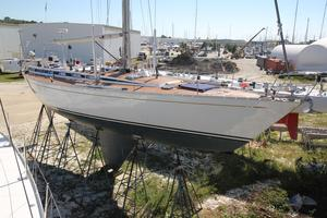 Used Nautor's Swan 53 Racer and Cruiser Sailboat For Sale