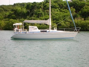 Used Nautor's Swan 36 Racer and Cruiser Sailboat For Sale