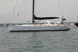 Used Nautor's Swan 56 Racer and Cruiser Sailboat For Sale