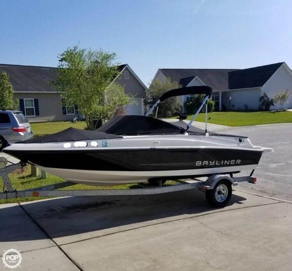 Used Bayliner 175 BR Bowrider Boat For Sale
